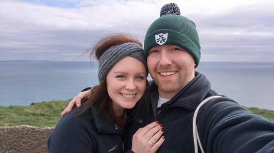 Engaged in Ireland